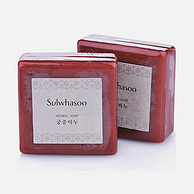 Sulwhasoo 雪花秀 宫中蜜皂 70g*2块