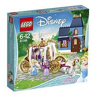 历史新低!LEGO 乐高 迪士尼公主系列 灰姑娘的魔法之夜41146 Prime会员免费直邮到手约292元(京东449元)