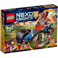 好评99%!LEGO 乐高 未来骑士系列70319 梅西的雷霆12连发冲锋车 *2件