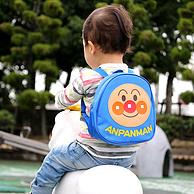 Prime会员:anpanman 面包超人 儿童双肩背包