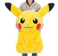 1米!6KG!pokemon 精灵宝可梦 皮卡丘 大号  PK1706004 券后2139元包邮包税