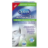 OPTREX 2合1防干眼 抗疲劳护眼喷雾 10ml