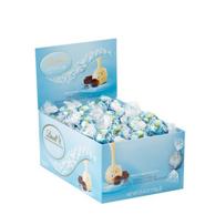 Lindt 瑞士莲 Stracciatella 白巧克力 软心巧克力球 60粒装 15.88美元约¥104