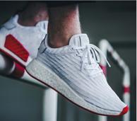 国内无现货!adidas NMD_R2 Prime knit 男士运动鞋 170美元约¥1120(国内无现货)