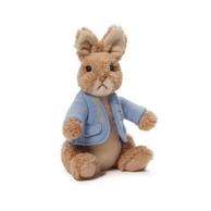 GUND Peter Rabbit 彼得兔毛绒玩具 23cm*2 31.04美元约204.5元(全球购199元一件)