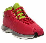 经典复刻!adidas阿迪达斯Men's Crazy 1男子篮球鞋 59.95美元约¥395(天猫同系列款式699元)