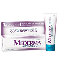 MEDERMA 美德 Advanced Scar Gel 成人祛疤凝胶 50g