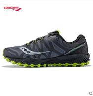 透气缓震耐磨!Saucony 圣康尼 男跑步鞋PEREGRINE 7 S203592