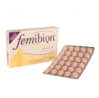 femibion 孕妇叶酸补充片 60片