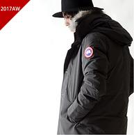 差价巨大!Canada Goose加拿大鹅  JASPER PARKA 3438JM 男士羽绒服