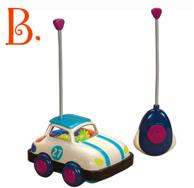 百年品牌!B.toys 早教遥控车