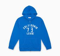 Levi's 李維斯 男士拉鏈連帽外套65927-0022