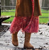 意大利产高端线 UGG 女士羊皮防水雪地靴