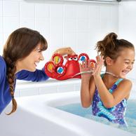 BANDAI 万代 海底总动员 红章鱼洗澡玩具 36601