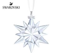 Prime会员:2017年限量版Swarovski 施华洛世奇星星挂件