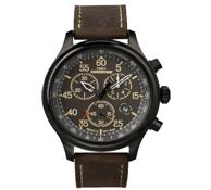Timex 天美时 户外系列 男士三眼石英手表