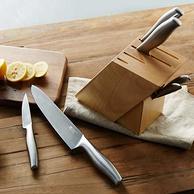 双立人制造商!网易严选德式六件套不锈钢刀