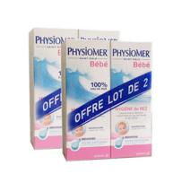 Physiomer 菲丝摩尔 婴幼儿专用微扩散鼻腔清洁喷雾135ml*4