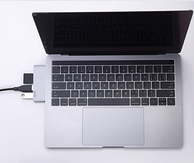 Macbook Pro USB Type-C转换器