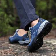 美国 HUMTTO 悍途 情侣款防滑登山运动鞋