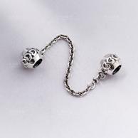 Prime会员:Pandora 潘多拉 永恒的心 925银安全链 791088-04