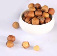 东北特产:自然开口 1斤装木乃壳 铁岭野生纸皮小榛子