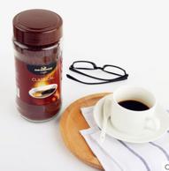 好评4.9分!Grandos格兰特 速溶 黑咖啡粉 200g