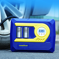 三合一!美国 固特异 汽车车载充气泵 GY-2582