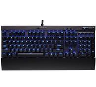 吃鸡神券:CORSAIR 海盗船 K70 LUX 机械游戏键盘 蓝光 红轴
