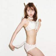 Prime会员: PEACH JOHN 蜜桃派 YUMMY MART 小猫咪 COSPLAY 文胸套装