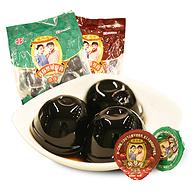 临期好价!潘高寿 红豆味/原味 龟苓膏 1kg*2袋
