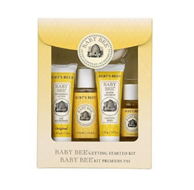 凑单品: BURT'S BEES 小蜜蜂 Getting Started Kit 婴儿护理洗护用品 5件套