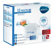Prime会员:Brita 碧然德 Maxtra+滤芯 12包装 白色