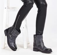 双11预售:白菜! GEOX 健乐士 DONNA NEW VIRNA 女款踝靴