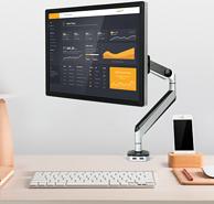 11月1日开售:Loctek 乐歌 显示器支架D8A