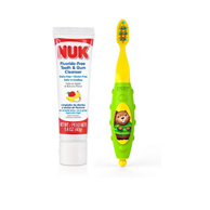 NUK Toddler Tooth 婴幼儿安全牙膏牙刷套装