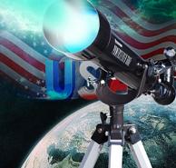 可看月球表面 星特朗 入门级天文望远镜