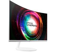 11月1日0点开抢: SAMSUNG 三星 C27H711Q 27英寸 VA曲面显示器(2560×1440、量子点、FreeSync)