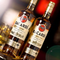 Bacardi 百加得 金朗姆 750ml*3瓶 Plus会员117元(天猫99元每瓶)