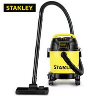 干湿吹不挑食:美国Stanley 史丹利 桶式吸尘器SL19135P
