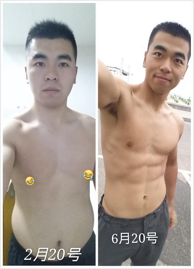"""跑步机快走减肥吗_4个月减30斤,2个月练出8块腹肌吗?全身脂肪 一秒刷爆""""小帅哥 ..."""