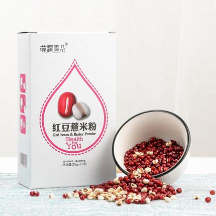 花润壹品 红豆薏米粉250g 30元券后9.9元包邮 买手党-买手聚集的地方