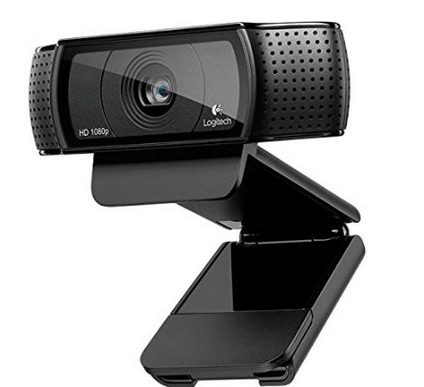 Logitech 罗技 C920 高清网络摄像头