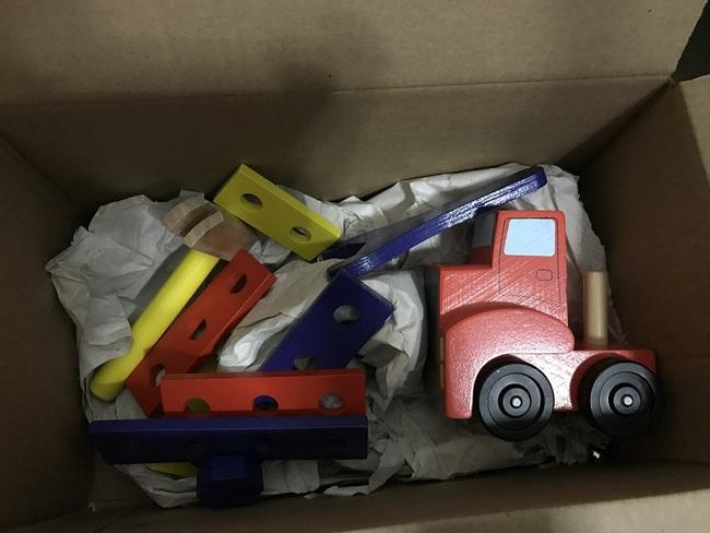 美国买的melissa & Doug玩具收货晒单  买手党-买手聚集的地方