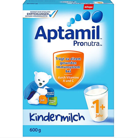 Aptamil爱他美 婴幼儿奶粉 1+段 600g  89元,可5件8.8折 买手党-买手聚集的地方
