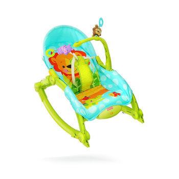 费雪 婴幼儿可爱动物多功能轻便摇椅W2811 plus会员满减后235元包邮 买手党-买手聚集的地方