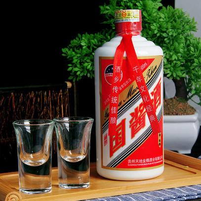 中国第一酒镇!茅台镇 酱香型白酒纯粮食酒53度 500ml*6瓶 69元包邮 买手党-买手聚集的地方