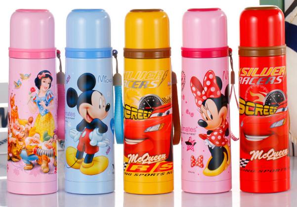 Disney迪士尼 儿童不锈钢保温杯 220ml-500ml 用20元券后 29元包邮 买手党-买手聚集的地方