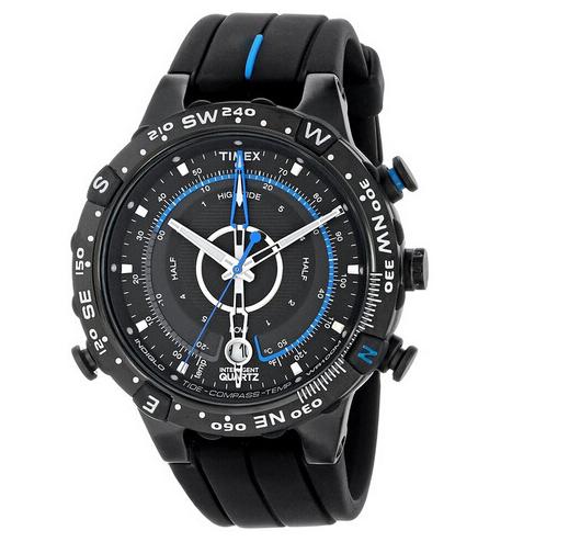 TIMEX 天美时 T49859 指南针码男款时装腕表(潮汐、逆跳、温度、指南) 73.99美元¥509 买手党-买手聚集的地方