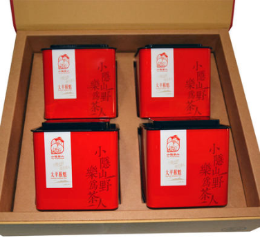 小隐茶人 太平猴魁茶叶礼盒200g 40元券后88元包邮 买手党-买手聚集的地方